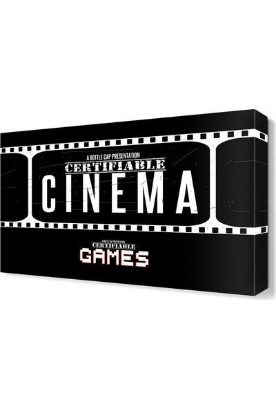 Dekor Sevgisi Cinema Tablosu 45x30 cm