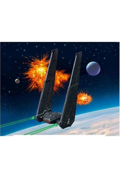 Revell Star Wars Kylo Rens C Shuttle-6695 (Plastik Maket)