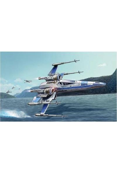 Revell Star Wars Resistance X-Wing F-6696 (Plastik Maket)