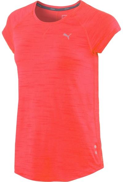 Puma Rebel Run Ss Tee FW16 Kadın T-Shirt