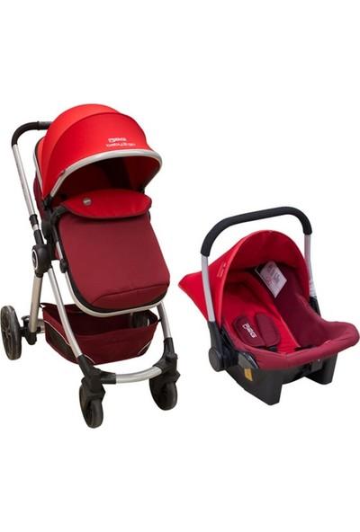 Baby2Go 6033 Power Deluxe Travel Sistem Bebek Arabası