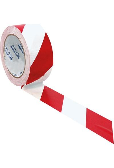 Ar-An Yer İşaretleme Bantı (Kırmızı-Beyaz)