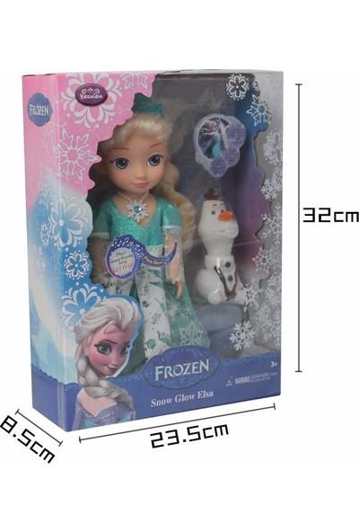 Disney Frozen Elsa Bebek Şarkı Söyleyen