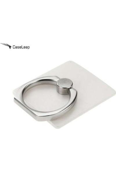 Case Leap Telefon Halkası (Ring) Tutucu Stand / Siyah