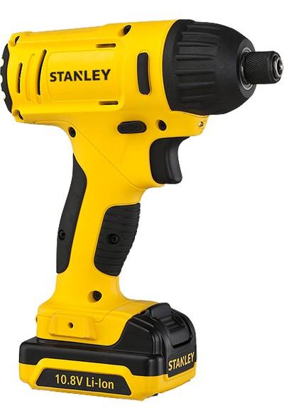 Stanley SCI121S2K-TR 10.8V Li-on Şarjlı Darbeli Matkap