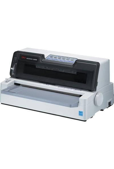 Okı Microline 6300Fb, 106 Kolon, 24 İğneli Nokta Vuruşlu Yazıcı 43490003