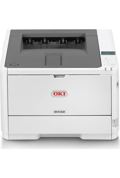 Okı B432Dn Mono Lazer Yazıcı (A4) 45762012