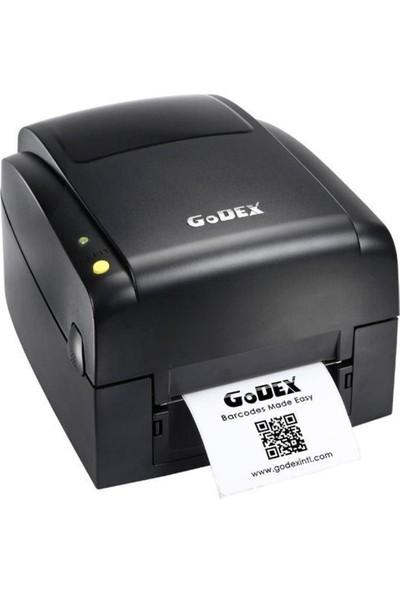 Godex Termal Baskı+Ribonlu Baskı+Usb+Ethernet Bağlantı Ez1105P