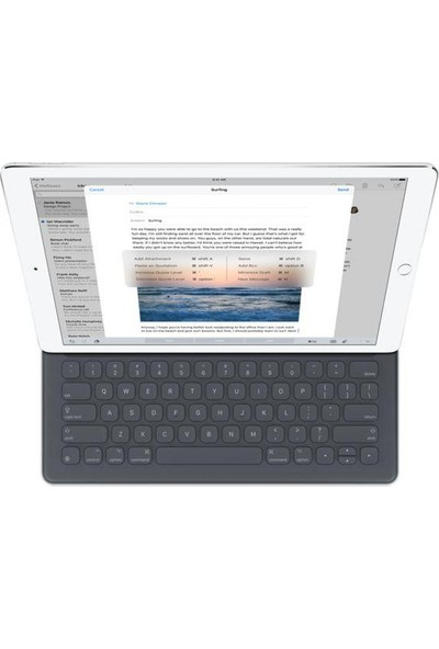 Apple İpad Pro 12,9 Smart Keyboard Mjyr2Tu-A