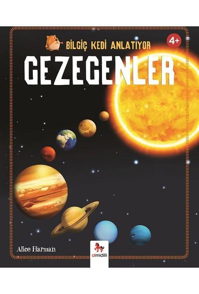 Bilgiç Kedi Anlatıyor: Gezegenler - Peter Bently