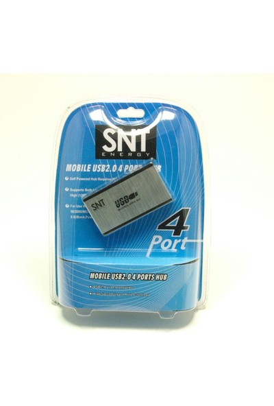 Snt Snt Energy Sx-H040 Usb 2.0 4 Port Çoklayıcı / Hub Snt-Sx-H040-Hub