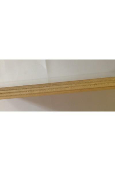 Woodcraft Minyatür Ahşap Ev Eşyaları Maketi 170 Parça