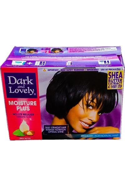 Dark And Lovely Moisture Plus