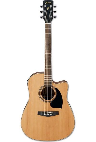 Ibanez Pf17Ece-Lg Elektro Akustik Gitar