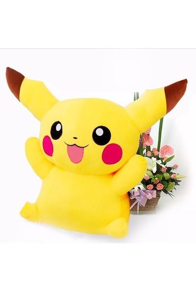 Peluş Pikachu-Pikaçu Pokemon 21 Cm
