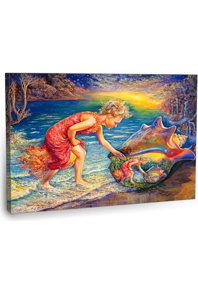 Fotografyabaskı Josephine Dekoratif Tablosu 75 Cm X 50 Cm Kanvas Tablo Baskı