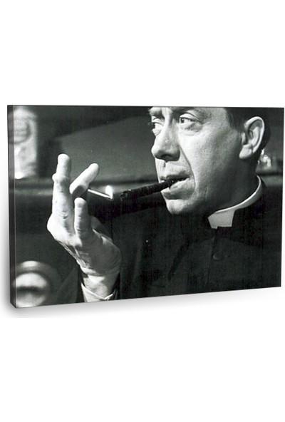 Fotografyabaskı Fernandel Tablosu 75 Cm X 50 Cm Kanvas Tablo Baskı