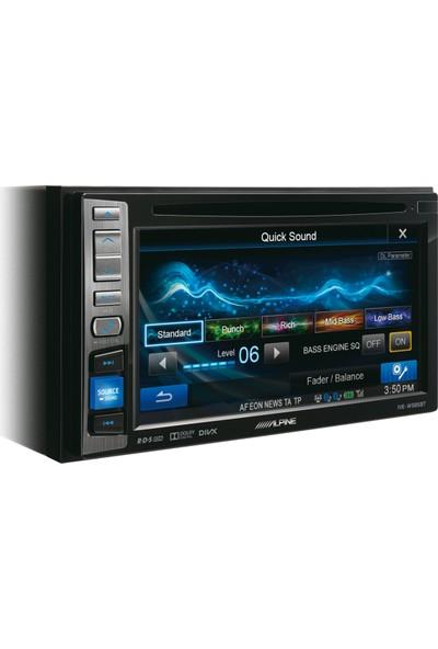 Alpine IVE-W585BT 6.1 İnç Ekran DVD, USB, AUX, CD, MP3, Oynatıcı