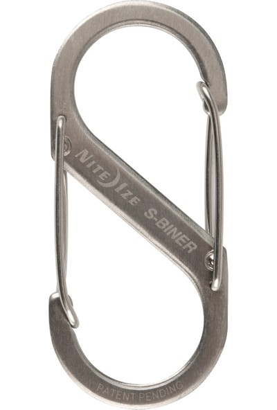 Nite Ize S-Biner #3-Çelik