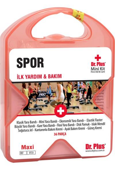 Dr Plus İlk Yardım Çantası Spor MiniKit