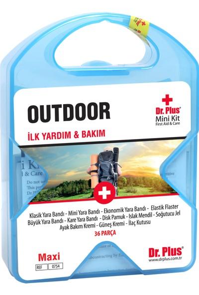 Dr Plus İlk Yardım Çantası Outdoor MiniKit