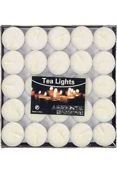 Tvshopmarket 25 Li ( 8 Gr ) Tea Light Mum