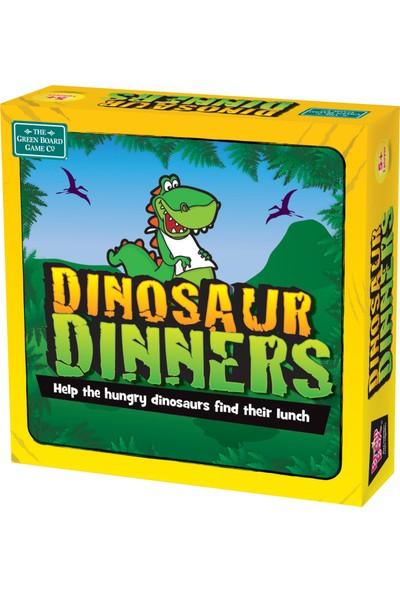 GreenBoard Dinazorun Yemeği (Dinosaur Dinners)