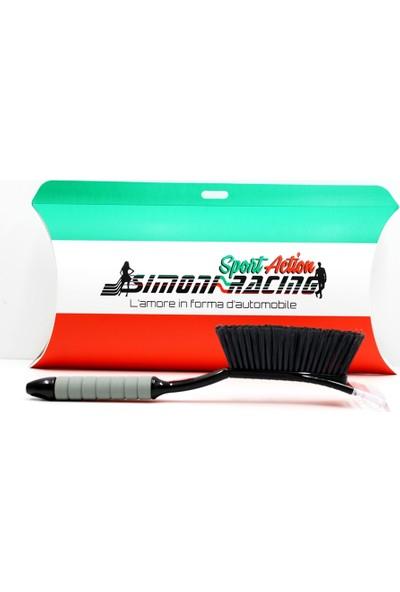Simoni Racing Racing Buz Kazıyıcı Kar Temizleme Fırçası 424301