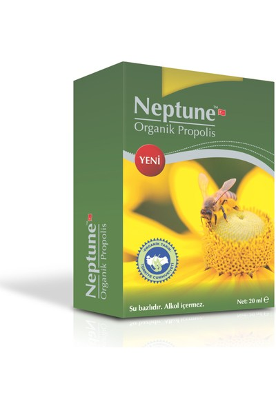 Nko Neptune Organik Propolis