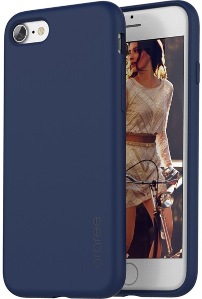 Araree Aırfıt Iphone 7 Mıdnıght Lacivert Kılıf