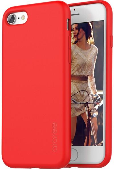 Araree Aırfıt Iphone 7 Tangerıne Kırmızı Kılıf