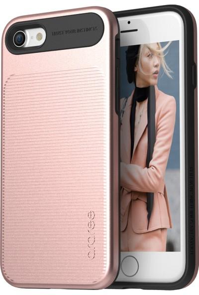 Araree Amy Iphone 7 Rose Gold Kılıf
