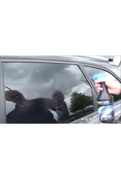 Kenotek Glass Cleaner-Cam Temizleyici,Ayna Efektli Parlatıcı 1Lt.