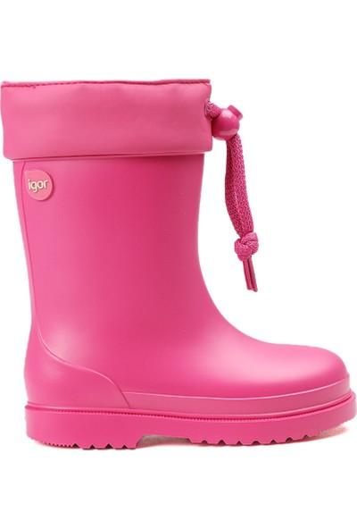 Igor Pembe Çocuk Günlük Ayakkabı W10100 007