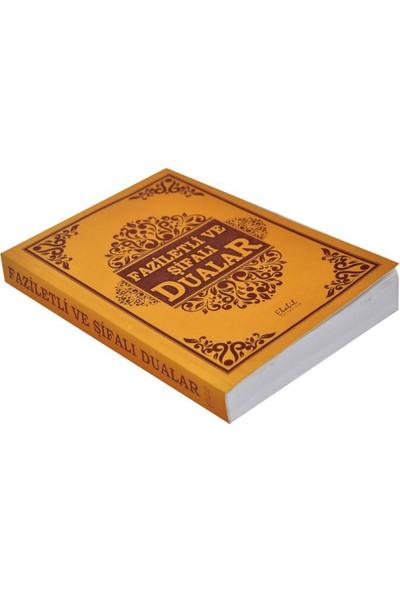Faziletli ve Şifalı Dualar Kitabı-1334
