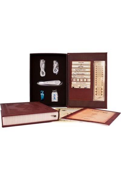 Tecvidli Termo Ciltli Kuran-ı Kerim Okuyan Kalem Akser -1298