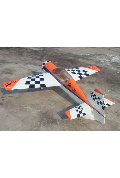 Skysun Yak 54 30Cc Akrobasi Stili Model Uçak Arf Kit