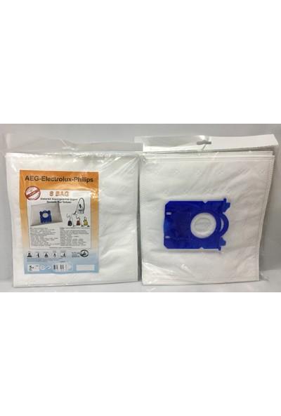 Netavantaj Philips S Bag Süpürge Toz Torbası 10 Adet