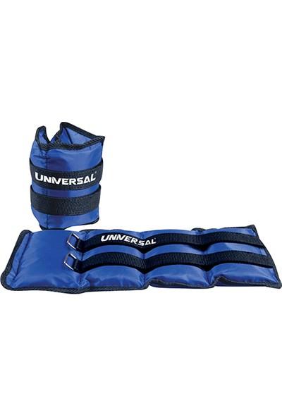 Universal Ayak Bilek Ağırlığı 2 X 0,5 kg