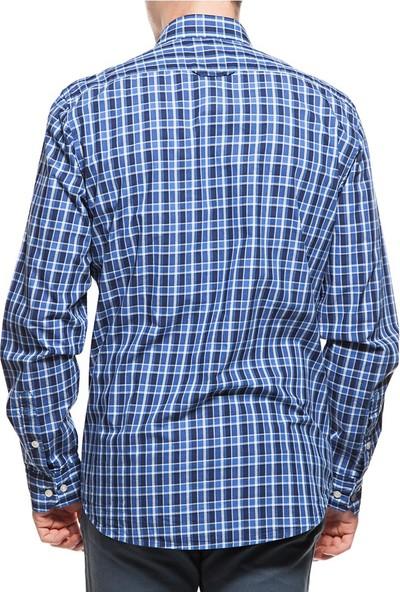 2AS - Valla Gömlek Mavi