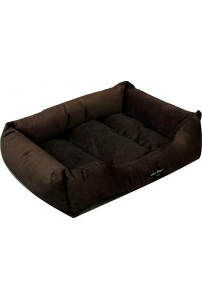İtalyan Sofa Köpek Yatağı 80x68x26cm