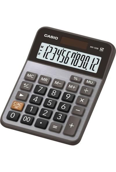 Casio MX-120B-W-DC(CN) Masaüstü Hesap Makinesi (210096166)