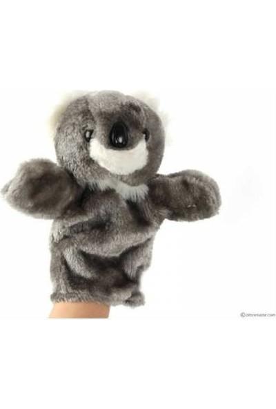 Bircan Oyuncak peluş El Kuklası Koala Kukla