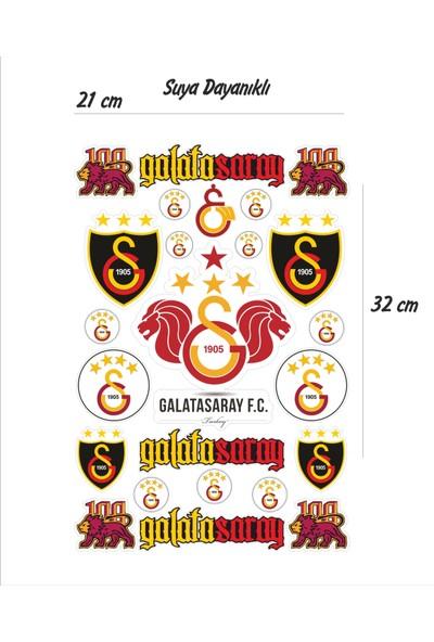 StickerMarket Galatasaray Sticker Seti