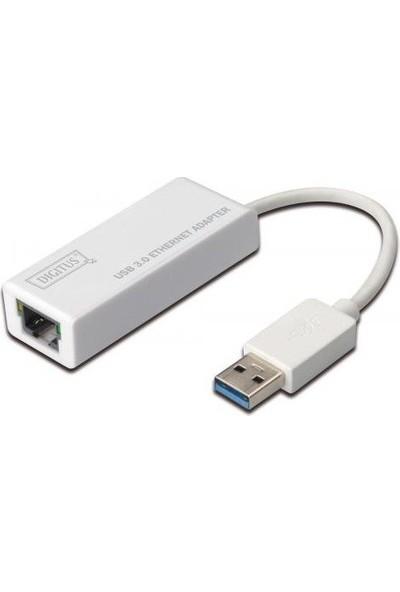 Dıgıtus Dn-3023 Usb 3.0 Ethernet Adaptör