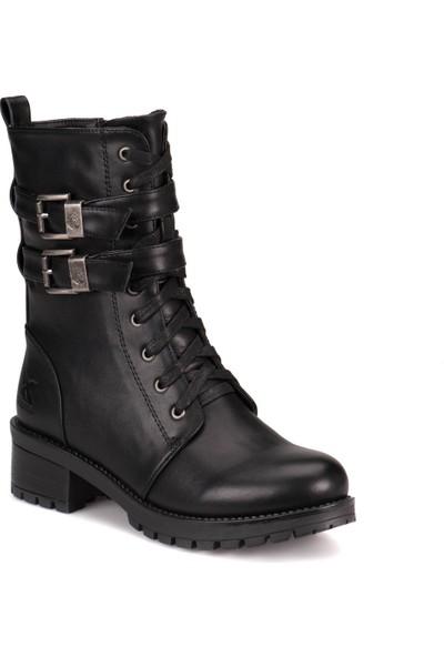 Kinetix A1306740 Siyah Kadın Çizme