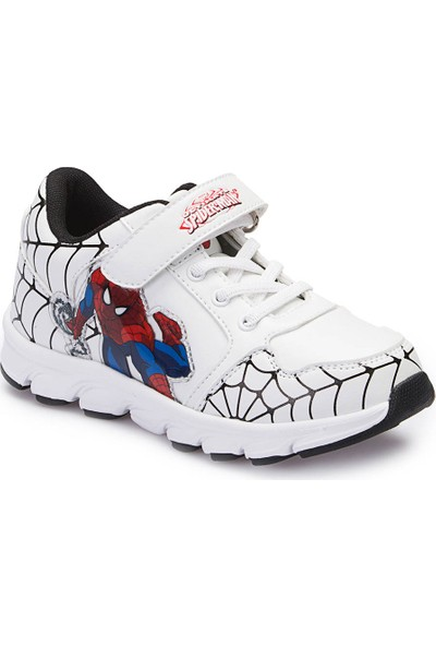 Spiderman A3360733 Beyaz Erkek Çocuk 371