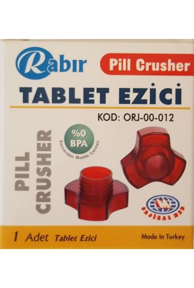 Rabır Tablet Ezici % 0 Bpa Hijyenik