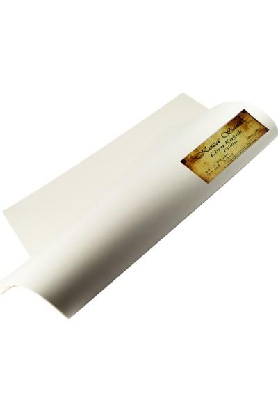 Koza - Ebru Kağıdı Fildişi 35x50 cm 100 Adet