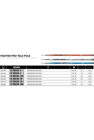 Dam 3,00 M Fighter Pro Tele Pole Göl Kamışı